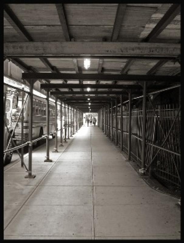 Used Scaffolding For Sale >> Sidewalk Shed